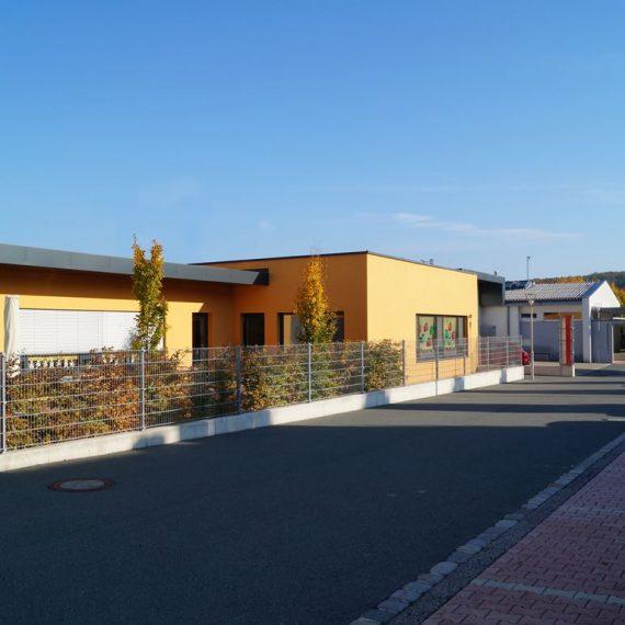 archdom sonderbauten - kindergarten