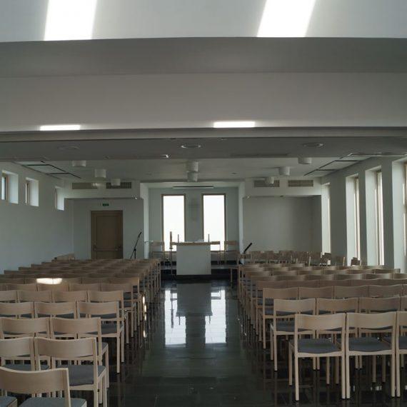 archdom sonderbauten - leichenhalle
