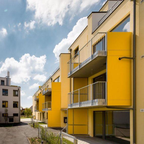 archdom mehrfamilienhäuser - WHA An der Haide