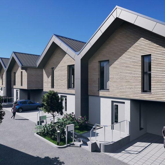 archdom mehrfamilienhäuser - Kirchtaläcker